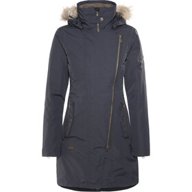 Bergans Sagene 3in1 Coat Dame outer:dark navy/inner:cocoa
